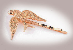 """Noemi"" Swallow Hair Pin"