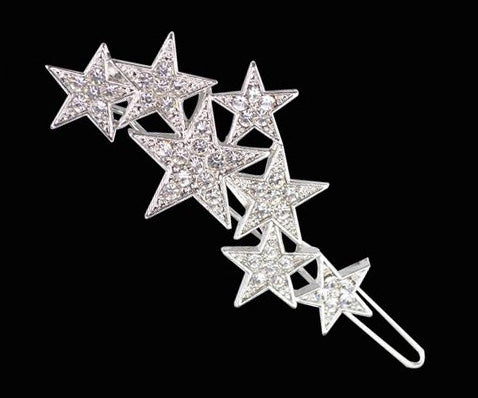 """Cora"" <br>Star Barrette"