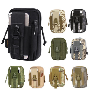 Multifunction EDC Security Waist Pouch