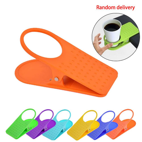 1 pc Cup Holder Desk Clip