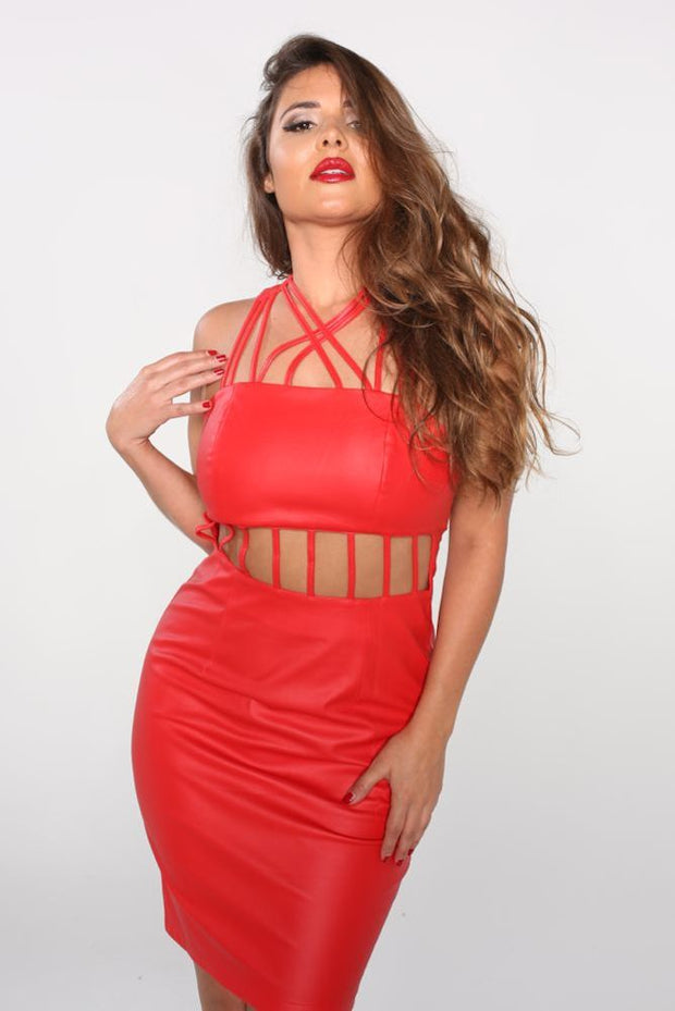 Ring The Alarm Dress