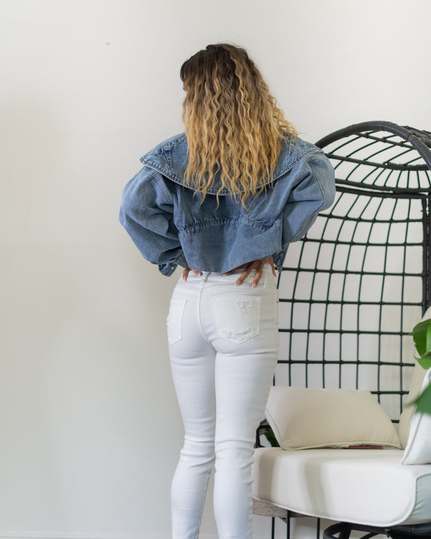 80's Bae Denim Jacket