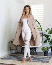 Light-weight Trench Coat
