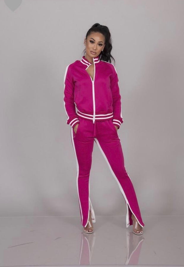 Raybianna Track-suit