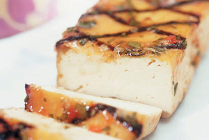 Flame Grilled Tofu
