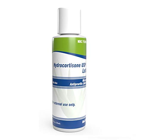 Akron Hydrocortisone 1% Lotion 120ml