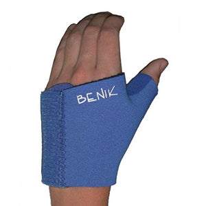 "Benik Pediatric Neoprene Glove with Thumb Support, Size 5 for 2"" Thumb Circumferences, Right"
