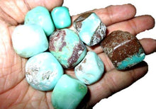 "Jet Chrysoprase Tumbled Stone 100 Grams Approx.75""to 1 Inch Genuine A Grade w/Velvet Pouch Superior Quality Original Gemstone Image is JUST A Reference."