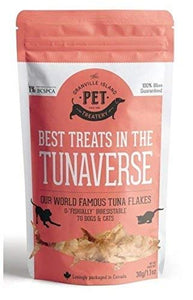 Granville Island Pure Protein Tuna Flakes for Dogs and Cats 1.1 oz