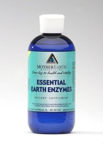 Mother Earth Minerals Angstrom Minerals Essential Earth Enzymes