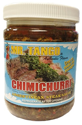 Mr. Tango Chimichurri Argentinian Steak Sauce 12oz