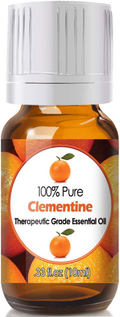 Clementine Essential Oil for Diffuser & Reed Diffusers (100% Pure Essential Oil) 10ml