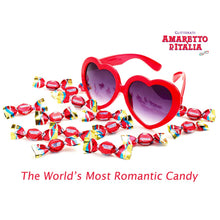 Glitterati AMARETTO D'ITALIA - Famous Miniature Hard Candies (400 Ct. Pouch)