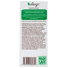 Oilogic Sinus and Allergy Relief Essential Oil Roll-On - for Adults and Children 12 Years and Older - Naturally Comforts and Clears The Senses - 9ml (0.3 fl oz)