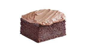 Baked Double Chocolate Snack Cake , 18.7 Ounce Single