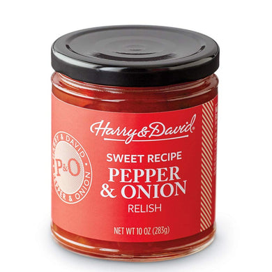 Harry & David Sweet Pepper & Onion Relish (10 Ounces) 10 Ounce