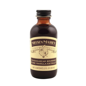 Nielsen-Massey Madagascar Bourbon Pure Vanilla Extract, with Gift Box, 2 ounces