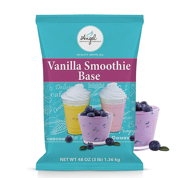 Vanilla Smoothie Base by Angel Specialty Products [3LB]