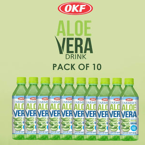 Aloe Vera King (Sugar Free) - 16.9 Fl Oz (Pack of 10)