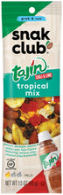 Snak Club Snak Club Tajin Clasico Tropical Mix 1.5oz, 12ct, 12Count (Pack of 12) 1.5-Ounce, 12 Pack