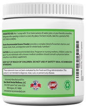 Doctor Recommended Greens Powder – Whole Food Nutritional Supplement – Probiotics and Digestive Enzymes – Berry Taste – Gluten-Free, Non-GMO, Dairy-Free, Caffeine-Free, No Artificial Sweeteners Pack of 1