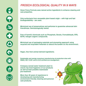 Frosch Baby Liquid Clothes Softener, 750ml (pack of 2)