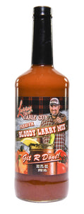 Bloody Mary Mix by Larry the Cable Guy, Premium Bloody Larry Mix, 32 oz. Bottle