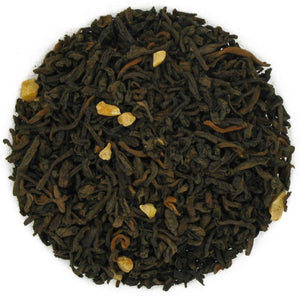 English Tea Store Loose Leaf, Scottish Caramel Toffee Pu-erh Tea - 4oz, 4 Ounce
