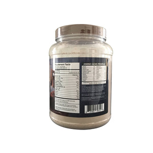 Eat The Bear Natural Micellar Casein Protein Powder, Extended Release Muscle Recovery Post Workout Supplement Protein Shake Powder with Amino Acids 1.6 lbs (Chocolate) Chocolate