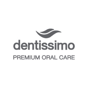 DENTISSIMO SWISS BIODENT Vegan Gel Fluoride Free Toothpaste for Sensitive Teeth and Gums, Natural Formula with Vitamin B12, 2.5 fl. oz.
