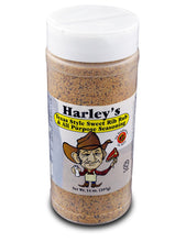 Harley's Sweet Rib Rub Texas Seasoning | No MSG All Purpose Sweet BBQ Seasoning Perfect for Seasoning Everything From Meat to Seafood. Sweet – No MSG