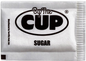 By The Cup Sugar, Pure Via Stevia and Equal Sucralose 300 Count Sweetener Packet Variety 100 of each