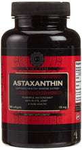 Astaxanthin 10mg 180 Softgels. Powerful Antioxidant & Anti-inflammatory Keto Carotenoid. Natural Algae Supplement. Recommended for: Skin, Joint, Brain, Eye, Cardiovascular & Immune System.