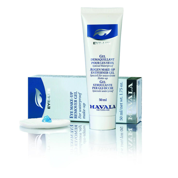 Mavala Eye-Lite Eye Makeup Remover Gel, 1.75 Ounce