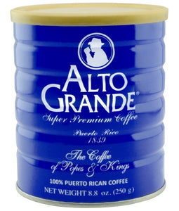 Alto Grande, Coffee And Can Puerto Rican, 8.8 Ounce 1-Can