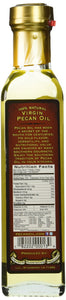 Kinloch Plantation Products Pecan Oil,Two (2) 250 ML Bottles