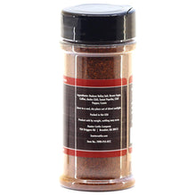 HUNTER CATTLE CO. EST'D 2004 HC Rooster Crow – Ancho Chili, Coffee and Spice Rub for the BBQ Grill - 4.6 Ounce Shaker - Smoky, Spicy and Sweet Rib Seasoning Blend