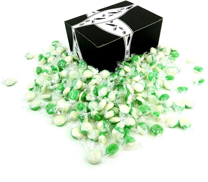 Cuckoo Luckoo Key Lime Disks, 2 lb Bag in a BlackTie Box