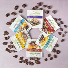 Nature's Intent Dark Chocolate Covered Dried Fruit- Figs 3.5 oz. (4 pack) Gluten Free, Whole Food Snacks