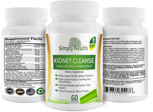 Best Kidney Health Supplement. Premium Kidney Formula with Organic Cranberry Extract, Supports Healthy Kidneys, Bladder and Urinary Tract and Safe Detox