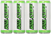 KILL CLIFF Recovery Drink, Lemon Lime, 12 Oz Cans, 4 Count - Clean Hydration, Low Cal, Electrolytes, B-Vitamins
