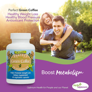 Perfect Green Coffee, 90 Count, 400mg
