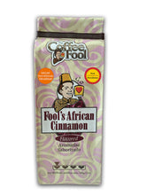 The Coffee Fool Perk Grind, Fool's Decaf African Cinnamon, 12 Ounce