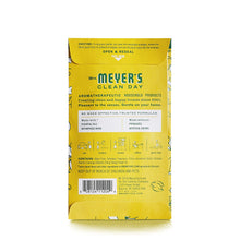 Mrs. Meyer's Clean Day Air Freshening Scent Sachets, Fragrance for lockers, cars, closets, Honeysuckle Scent, 3 ct