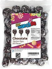 Tootsie Pops, Chocolate Flavor, 50 Pieces