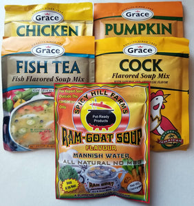 Grace Soup Variety Pack (10 Pack)