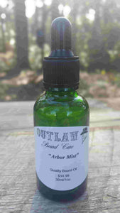 """Arbor Mist"" Beard Oil - Outlaw Beard Care"