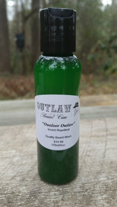"""Outdoor Outlaw"" Beard Wash (insect Repellent) - Outlaw Beard Care"