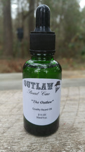 """The Outlaw"" Beard Oil - Outlaw Beard Care"