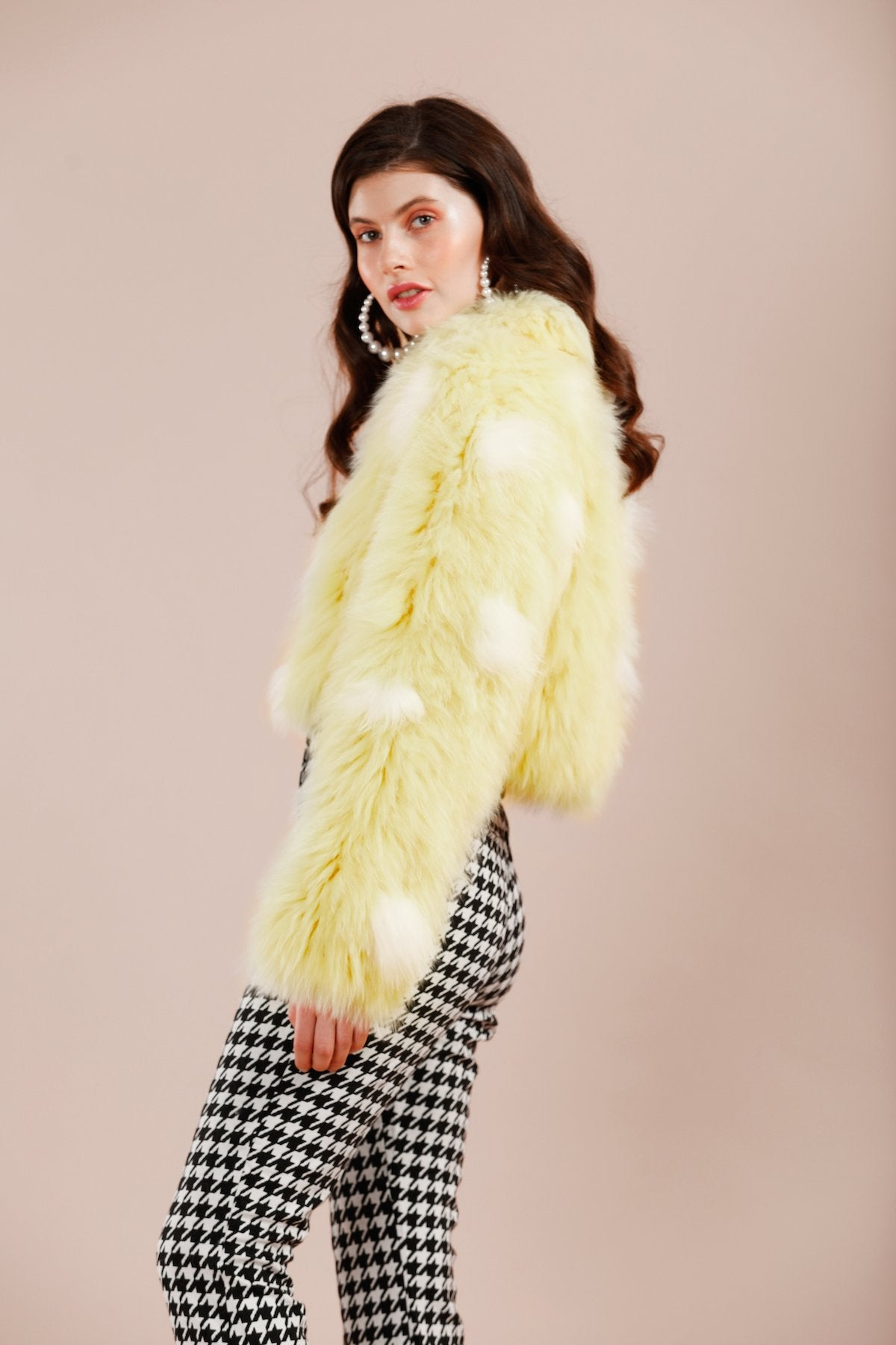 Lola Jacket - Yellow